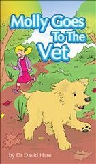 molly goes to the vet cover